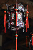 Lanterna cinese palazzo — Foto Stock