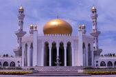 золотой мечети — Стоковое фото