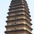 Ancient pagoda — Stockfoto