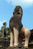 Relikwie w angkor, kambodża — Zdjęcie stockowe