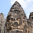 Giant buddha statue at Angkor, Cambodia — Stock Photo #5959288