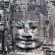 Giant buddha statue at Angkor, Cambodia — Stock Photo #5976834