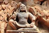 Reliker på angkor, kambodja — Stockfoto