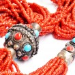 Tibetan jewelries — Stock Photo