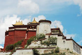 Potala Palace — Foto Stock