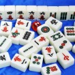Stock Photo: Chinese mahjong