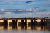 Pa Sak Jolasid Dam — Stock Photo