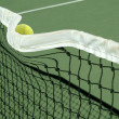 Mighty Tennis Serve — Foto de Stock