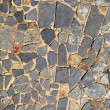 Slate walkway - Stock Photo
