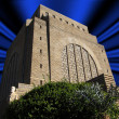 Voortrekker Monument Looking Up - Stock Photo