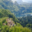 Royalty-Free Stock Photo: Hohenschwangau Castle