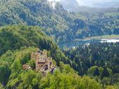 Hohenschwangau Castle — Stock Photo
