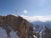 Alps Zugspitze — Stock Photo