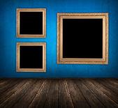 Niebieski pokój — Zdjęcie stockowe