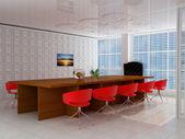 Inredning av kontor — Stockfoto