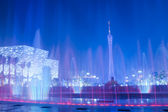 Fountain in Guangzhou — Stock Photo