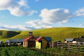 China rural landscape — Stock Photo