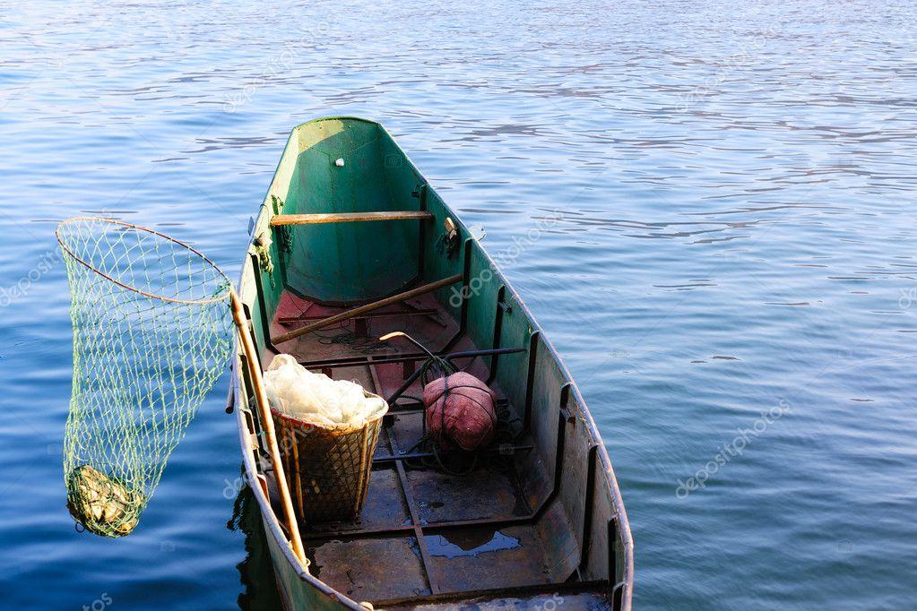 лодка казаков