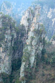 Steep mountain — Stock Photo