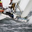 Yacht race — Foto Stock