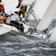 Yacht race — Stockfoto
