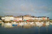 Douarnenez in brittany france — Stock Photo
