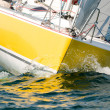 Yacht sailing — Stock Photo #6015591