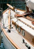 Yacht classy — Stock Photo