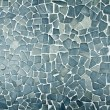 Beautiful blue stone background texture - Stock Photo