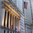 New York Stock Exchange — Stock Photo #5516807