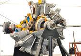 Aircraft Engine — Stock Photo