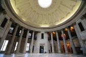 Federal hall — Stock Photo