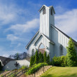Church Building — Stock Photo