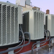 Stock Photo: Air Conditioners