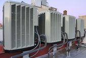 Conditionneurs d'air — Photo