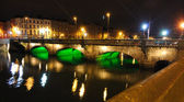 River Liffey — Stock Photo