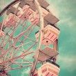 Vintage Ferris Wheel — Stock Photo