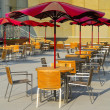 Stock Photo: Patio Sets