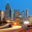Atlanta, Georgia Skyline — Stock Photo #5666493