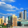 Atlanta, Georgia Skyline - Stockfoto