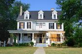 Old House under Rennovation — Stock Photo