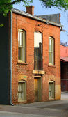 Old Brick Building — Stock Photo