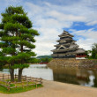 Royalty-Free Stock Photo: Matsumoto Castle in Matsumoto, Japan