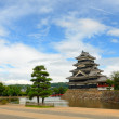 Matsumoto Castle in Matsumoto, Japan — Stock Photo #6175648