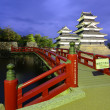 Matsumoto Castle in Matsumoto, Japan — Stock Photo #6175735