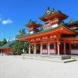 Heian Shrine — 图库照片