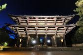 Todaiji Temple Gate — Stock Photo