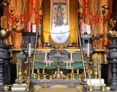 Buddhist Temple Shrine — Stock Photo