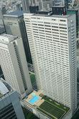 Tokyo lyx hög stiger — Stockfoto