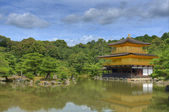 The Golden Pavilion — 图库照片